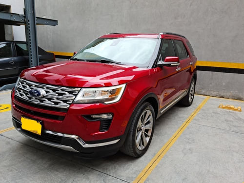 Ford Explorer 2.3lt  Limited (2018)