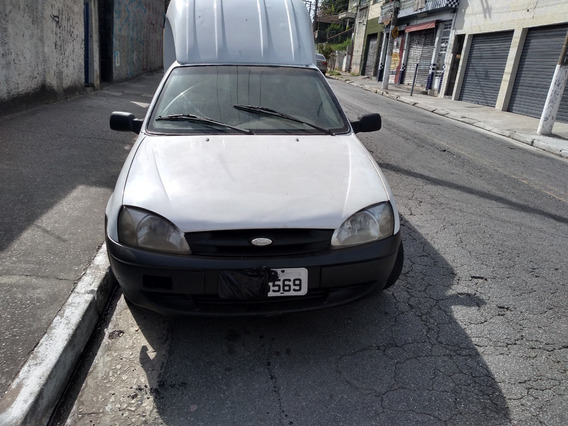 Ford Courier 1.6 2008