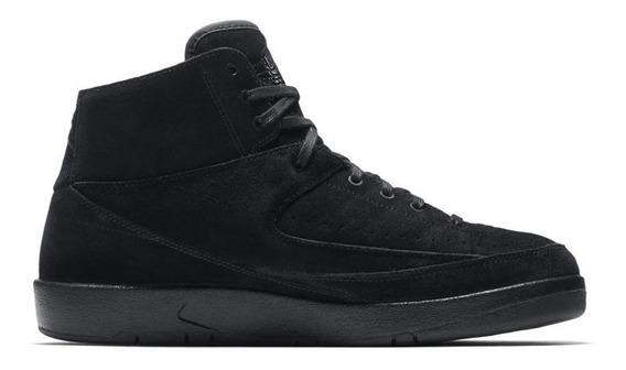 Tênis Nike Air Jordan 2 Retro Decon Black Pronta Entrega