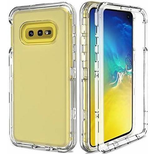 Amenq Estuche Para Galaxy S10e Galaxy S10 Lite Estuche Prote