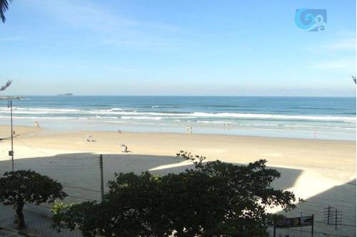 Imagem 1 de 18 de Apartamento À Venda, Praia Das Pitangueiras, Guarujá. - Ap4369
