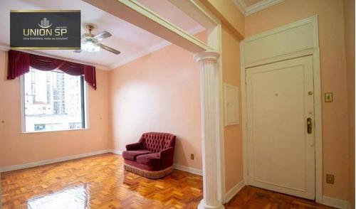 Imagem 1 de 11 de Apartamento Com 3 Dormitórios À Venda, 158 M² - Perdizes - São Paulo/sp - Ap44854