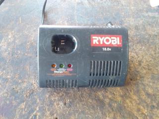Cargador Ryobi 18v Chargeplus+ Para Refacciones