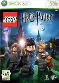 Lego Harry Potter Years 1-4 Xbox 360 Digital Rgh