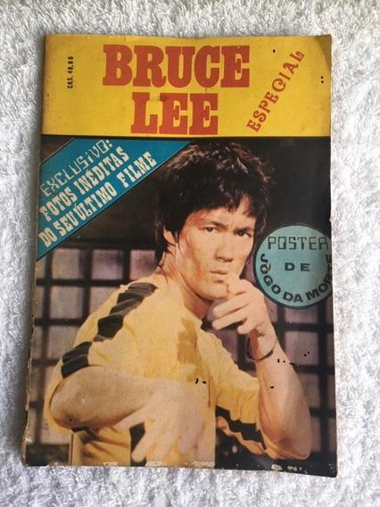 Revista Bruce Lee (antiga) Frete Grátis