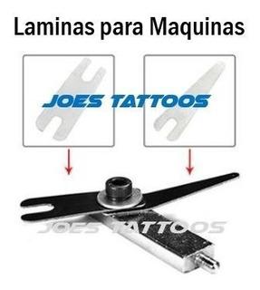 Refacción Laminas Flejes Para Máquina De Bobinas Para Tatuar