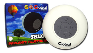 Parlante Bluetooth Recargable Resistente Agua Sopapa Colores