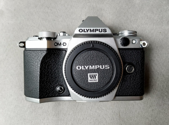 Câmera Olympus Om-d E-m5 Mark Ii Em5 M2 Corpo + Flash Fl-lm3