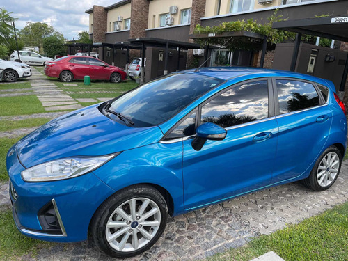 Ford Fiesta Power Shift