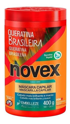 Tratamiento Queratina Brasilera 400g