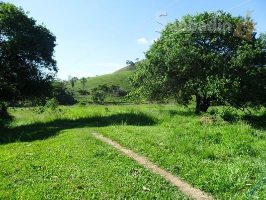 Fazenda Rural À Venda, Secretário, Petrópolis. - Fa0015