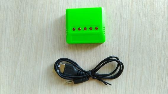 Carregador Bateria 3.7v Syma X5 X5c X5sc X5s X5hw X6sw Verde