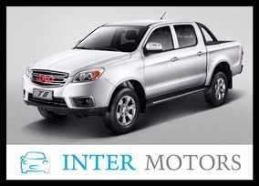 Jac T6 2.0 D/c Extra Full U$s16.385 Leasing Inter Motors