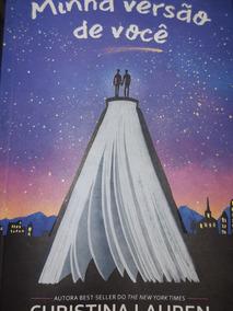Livro Minha Versão De Você Lgbtq Teen Usado Barato Romance