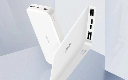 Xiaomi Power Bank Cargador Portatil 20.000 18w Usb-c Redmi