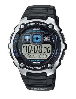 Reloj Hombre Casio Ae-2000w Ae2000w Hombre Impacto Online