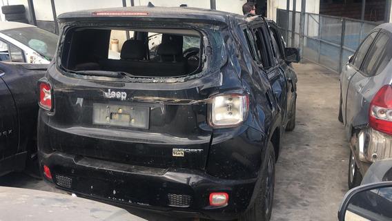 Jeep Renegade Kit Airbag Motor Caixa De Cambio Sucata