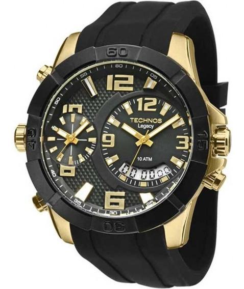 Relógio Technos Masculino Legacy T205fj/8p