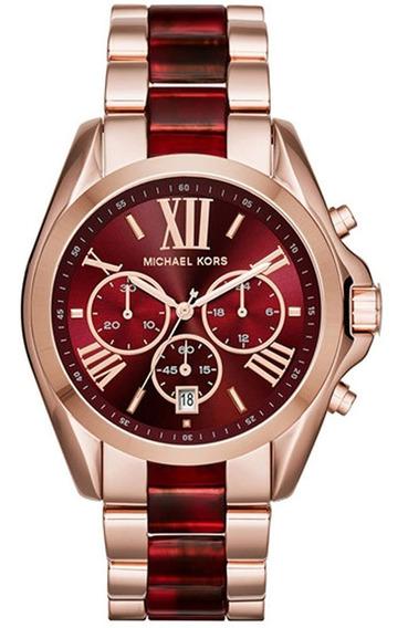 Reloj Michael Kors Mujer Bradshaw Mk6270 Original Importado