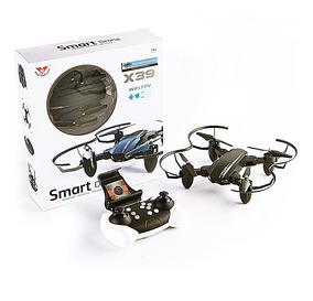 Drone Dobrável Wifi Sensor De Gravidade Câmera X39c Zangão