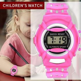 Relógio De Menina Digital