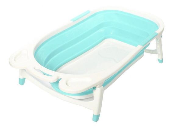 Banheira Para Bebe Dobrável Portátil