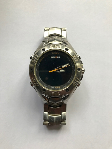 Relógio Iron Man Timex Dual Zone