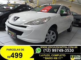Peugeot 207 Active 1.4 Flex 8v 5p 2014