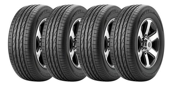 Kit X4 225/65 R17 Bridgestone Dueler Hp Sport + Envío Gratis