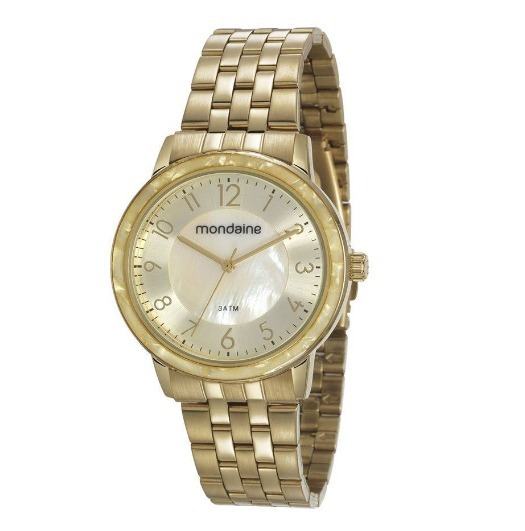 Relógio Feminino Mondaine 53658lpmvde2= 10
