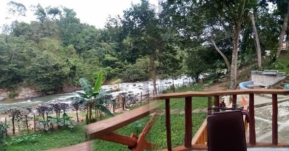 En Venta Cabaña Rústica Con Acceso Al Río En Jarabacoa, Rd.