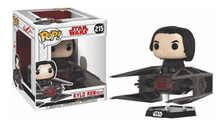 Funko Pop : Star Wars - Kylo Ren Tie Fighter #215