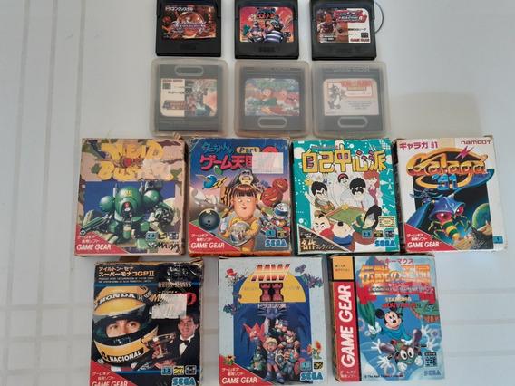 13 Jogos Originais Game Gear Frete Gratis 12x Sem Juros