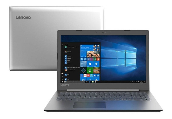 Notebook Lenovo Intel Core I5 8gb 1tb Tela 15.6 Windows 10
