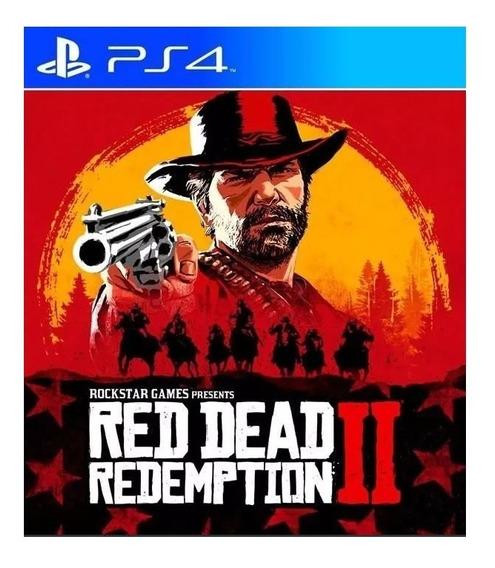 Red Dead Redemption Ps4 Original _ Jogue No Usuário Enviado.