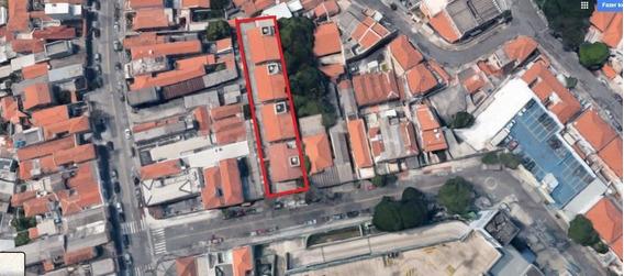 Terreno À Venda, 1180 M² Por R$ 3.515.000,00 - Penha De França - São Paulo/sp - Te0392