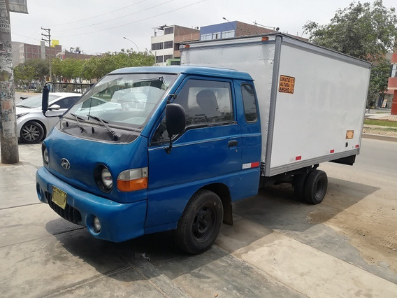 Hyundai Porter Fab. 1999, Carroceria Furgon, En Buen Estado