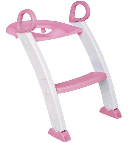 Escadinha Para Banheiro Step By Step - Rosa - Kiddo