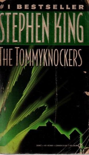Livro The Tommyknockers Stephen King