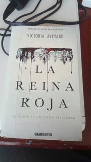 Libro: La Reina Roja- Victoria Aveyard