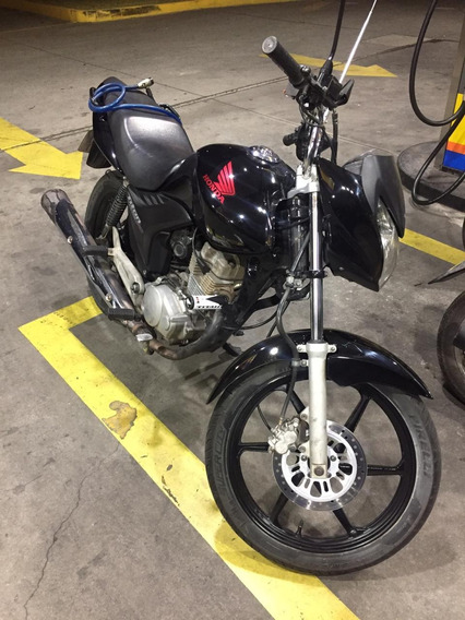 Honda Cg Titan 150 Esd Mix / Flex Ano 2012