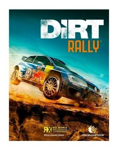 Dirt Rally Steam Key