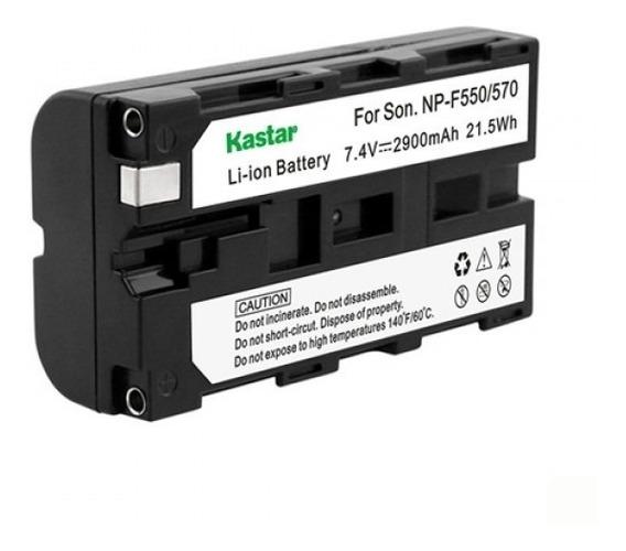 Batería Kastar Np-f550 / 570