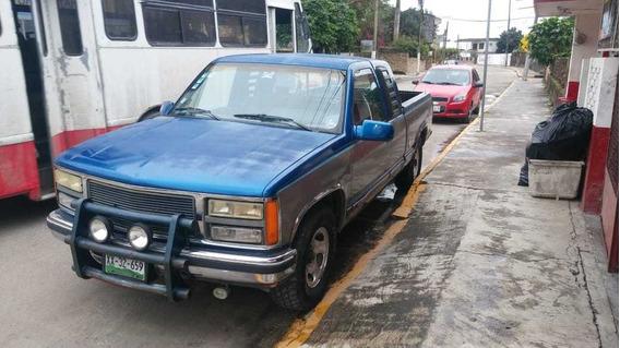 Chevrolet 1500 Cabina Y Media