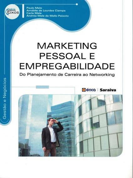 Marketing Pessoal E Empregabilidade - Do Planejamento De C