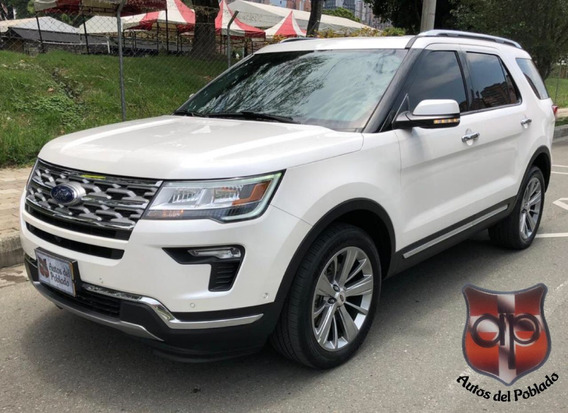 Ford Explorer Limited 2.3 Turbo Ecoboost 4x4 2018