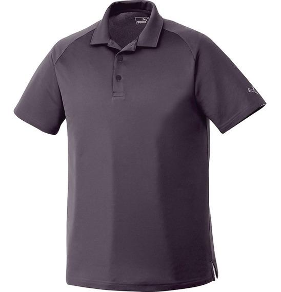 Camiseta Puma Tipo Polo Golf Periscope 100% Original