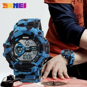 Relógio Masculino Esportivo Digital Analógico Prova Dágua