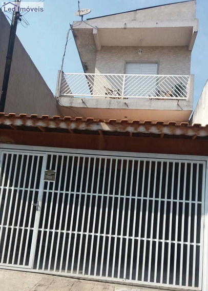 Sobrado Com 3 Dorms, Veloso, Osasco - R$ 425 Mil, Cod: 303 - V303