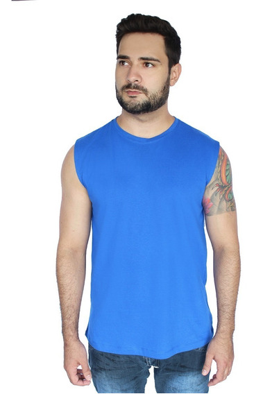 Kit 3 Regata Machão Plus Size Camiseta Grande Extr Masculina